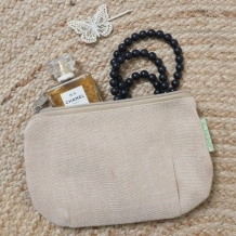 Jute bag Beauty  - ca. 120x215 mm